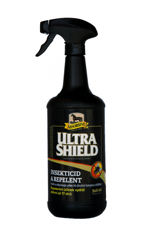 Absorbine UltraShield EX Insecticid & Repelent, 946ml